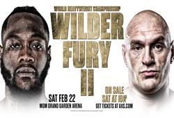 Ông bầu Eddie Hearn chẳng tin tưởng sức hút của cặp đấu Wilder vs Fury 2