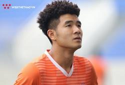 Hà Đức Chinh hứa cùng SHB Đà Nẵng thi đấu cống hiến tại V.League 2020