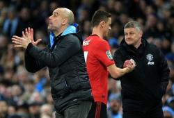 Vì sao MU phản ứng với thẻ đỏ của Matic trước Man City?