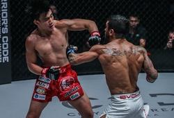 ONE Championship: Fire & Fury - Joshua Pacio bảo vệ đai đầy thuyết phục
