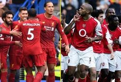 """Liverpool bất bại may mắn hơn đội bóng """"bất khả chiến bại"""" của Arsenal?"""