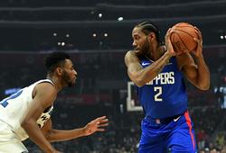Kawhi Leonard ghi 30 điểm trong 9 trận liên tiếp, LA Clippers thắng dễ Timberwolves