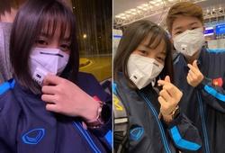 Hoàng Thị Loan cùng ĐT nữ Việt Nam chống virus Corona như thế nào?