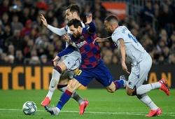 Messi có số cú sút không thành bàn nhiều chưa từng thấy với Barca