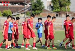 ĐT Việt Nam không thay đổi kế hoạch chuẩn bị cho trận gặp Malaysia