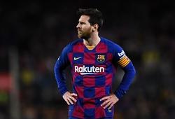 Messi nén đau thi đấu cho Barca với nguy cơ chấn thương