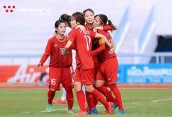 Lịch phát sóng nữ Việt Nam vs nữ Myanmar tại vòng loại Olympic 2020