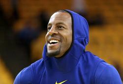 Andre Iguodala cùng Jae Crowder đến Miami Heat, Grizzlies hài lòng với Justise Winslow