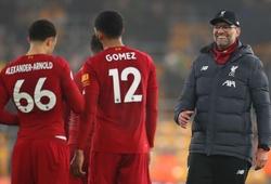 Liverpool cần kỳ nghỉ đông nhiều nhất với số liệu kinh ngạc trên sân