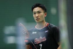 Đáng thương số 1 thế giới Kento Momota: Lại hỏng Olympic do nhìn không rõ?