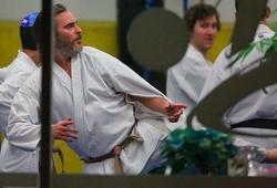 """Có thể bạn chưa biết: """"Joker"""" Joaquin Phoenix là một fan cuồng Karate"""