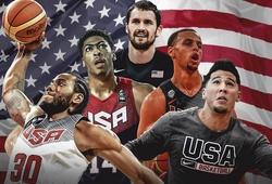 Danh sách sơ bộ ĐT Mỹ tham dự Olympic 2020 có thể chia làm 4 đội hình bá đạo
