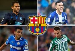 4 tiền đạo mà Barca có thể đem về chữa cháy cho Luis Suarez là ai?