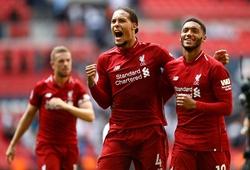 Cặp trung vệ Liverpool có thành tích tốt nhất lịch sử Ngoại hạng Anh