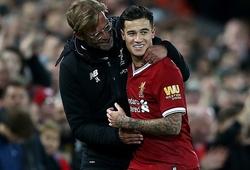 Liverpool từ bỏ đưa Coutinho trở lại vào hè năm ngoái vì một lý do