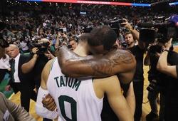 """Jayson Tatum vẫn chưa hết bất ngờ khi biết mình """"thuộc về"""" LeBron James tại All-Star"""