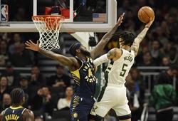 Vắng Giannis Antetokounmpo, Milwaukee Bucks mất chuỗi 5 trận thắng