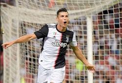Ronaldo với chỉ số ảnh hưởng lớn cho Juventus trong năm mới