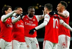 Arsenal khiến CĐV phát cuồng với kỷ lục chuyền bóng thành bàn