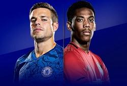 MU đụng độ Chelsea với nỗi lo từ 5 thống kê bất lợi