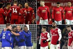 MU và Arsenal bất bình về lịch nghỉ đông không công bằng