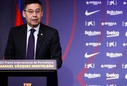 Chủ tịch Barca chứng minh sự trong sạch với Messi và đồng đội