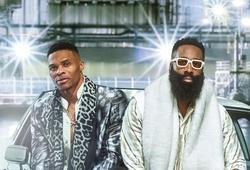 Diện đồ như Rich Kid, Westbrook và Harden lấn sân sang lĩnh vực thời trang?