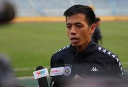 Văn Quyết tiết lộ mục tiêu của Hà Nội FC ở V.League 2020