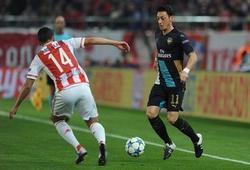 Xem trực tiếp Olympiakos vs Arsenal trên kênh nào?