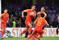 Mượn thành công sân của Thái Lan, Trung Quốc đá không khán giả ở VL World Cup 2022