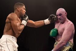 Phía Anthony Joshua sẵn sàng thống nhất đai với Tyson Fury