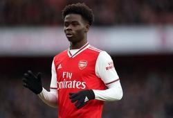 CĐV Arsenal so sánh Bukayo Saka với một ngôi sao Liverpool