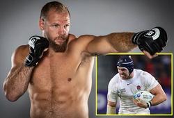 Cựu sao bóng bầu dục nước Anh ấn định ngày ra mắt sàn MMA