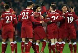Liverpool bắt kịp kỷ lục thắng liên tiếp của Man City nếu hạ West Ham
