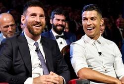 Messi và Ronaldo có thể chơi cùng nhau ở Mỹ