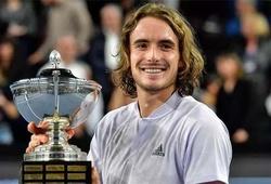 Stefanos Tsitsipas lập kỳ tích tại giải quần vợt Marseille Open