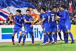 """Đội bóng """"cướp"""" ngôi vô địch của ĐT Việt Nam đá giao hữu với Thái Lan"""