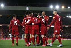 Liverpool san bằng 2 kỷ lục khó tin sau khi thắng West Ham