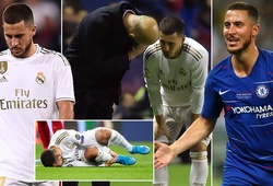 Hazard bỏ lỡ với Real Madrid nhiều hơn 7 năm tại Chelsea