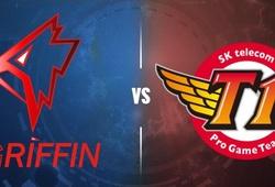 Lịch thi đấu LCK Mùa Xuân 2020 hôm nay 26/2: T1 vs GRF