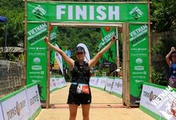 Người đẹp Slovakia vô địch 70km Vietnam Jungle Marathon 2019 chia sẻ bí quyết chinh phục núi rừng Pù Luông