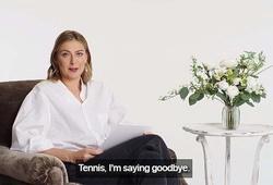 Quần vợt mất người đẹp Nga Maria Sharapova!