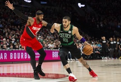 So kè từng điểm số, nhưng Boston Celtics mới là kẻ chiến thắng trước Blazers