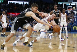 Lội ngược dòng 19 điểm, Oklahoma City Thunder vững chân trong top 5