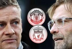 MU đứng đầu và Liverpool xếp thứ 4 trong bảng xếp hạng kỳ lạ