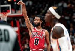 Tân binh Chicago Bulls chấn thương lưng sau màn gánh team cực mạnh