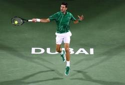Cứu 3 match point tại Dubai, Djokovic vào chung kết gặp Tsitsipas