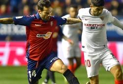 Soi kèo Sevilla vs Osasuna 18h00 ngày 01/03 (VĐQG Tây Ban Nha)