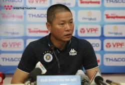 HLV Chu Đình Nghiêm rầu rĩ thông báo chấn thương của Duy Mạnh