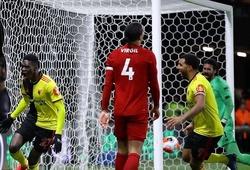 Liverpool thua sốc khi Watford tiết lộ nhắm vào một điểm yếu
